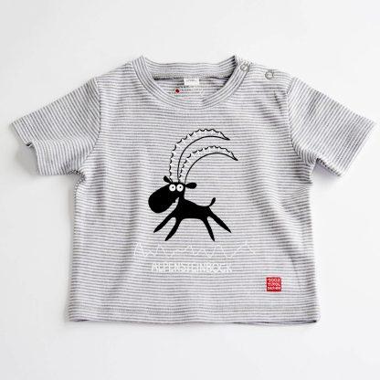 Alpensteinbock Kurzarm T-Shirt