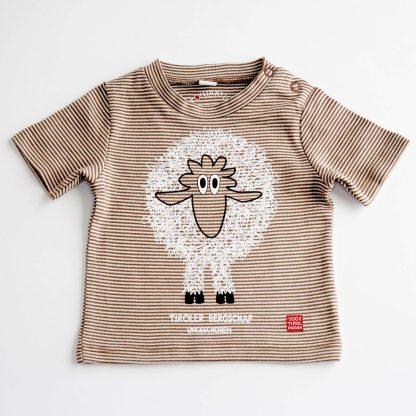 Tiroler Bergschaf Kurzarm T-Shirt