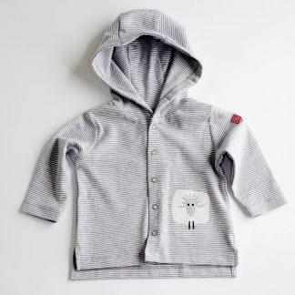 Schaf Baby Jacke Chefchen Schäfchen Bio Baumwolle Tiermotiv Tirol Design