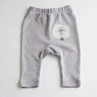 Schaf Baby Hose Chefchen Bio Baumwolle Tiermotiv Tirol Design