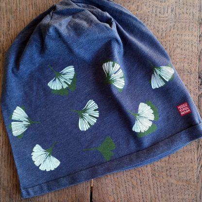 Mütze Ginkgo Bio Baumwolle Outdoor